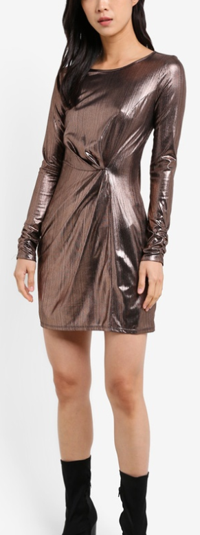 6. https://www.zalora.sg/miss-selfridge-metallic-twist-mini-dress-red-756965.html